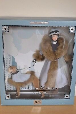 2000 Limited Edition SOCIETY HOUND COLLECTION GREYHOUND Barbie