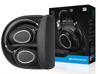SENNHEISER PXC 550 Bluetooth Wireless Noise Cancelling Headphones w/ Case PXC550