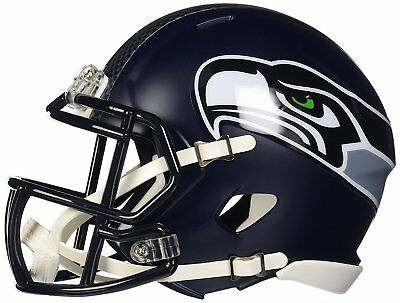 NFL Speed Mini Helmet - Seattle Seahawks