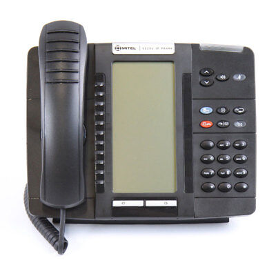 MITEL 5320E GIGABIT IP PHONE (Non Backlit) Part# 50006474 WITH A 1 YEAR WARRANTY