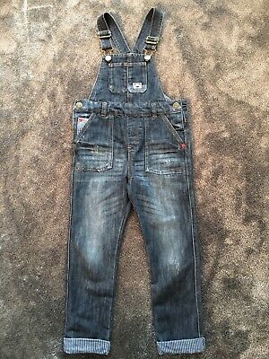 Boys NEXT dungarees Age 4/5 Years