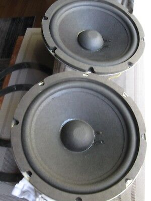 Pair  BOSE 301 Series I Woofers  Great Cond