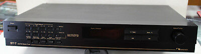 Nakamichi ST-7 AM/FM Stereo Tuner Columbus Day special
