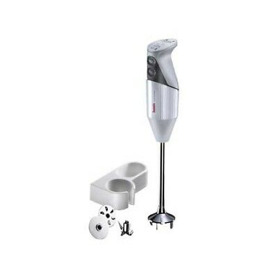 BAMIX MIXER IMMERSIONE PROFESSIONALE Gastro Bianco 200W BX G200