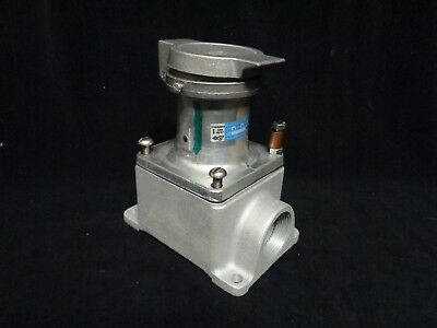 Crouse-Hinds * Arktite Body Grounded Receptacle * Ar-632 * Model M3 * 2 A * New