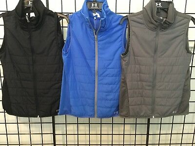 Women's Under Armour Quilted Golf Vest - Nwt Size Small -