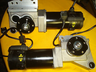 Left + Right Motors & Gearboxes Invacare TDX SP Wheelchair 1141687 1141688