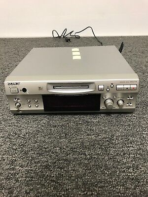 Sony MDS-S40 Mini-Disc Player (For Repair)