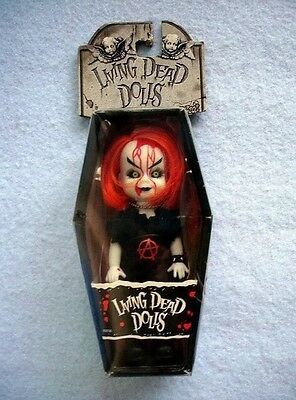 Bambola Living Dead Doll Anarchy Penny Serie Exclusives