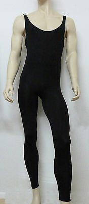 Men's ballet cotton tank unitard
