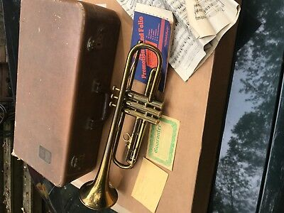 Vintage The Martin Committee Model Trumpet Serial  #154654 1940s?