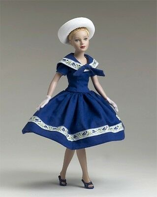 """*PRIM & PROPER* TINY KITTY Outfit 2005 by Tonner 10""""Doll Clothes! nrfb w shipper"""