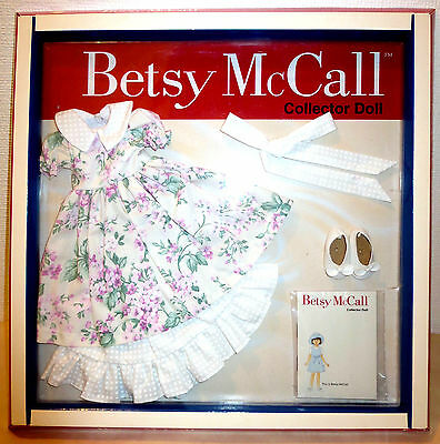 """14"""" Betsy McCall """" SPRING PARTY"""" NRFB FITS TONNER KISH EFFNER LITTLE DARLING new"""