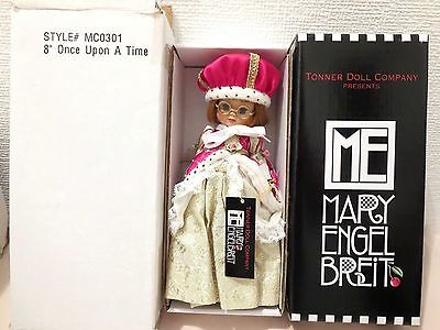 """MARY ENGELBREIT BY TONNER  """" Once Upon A Time 8"""" DOLL * OUTFIT * BOX * SHIPPER"""