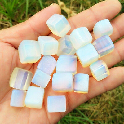 92.6g Top Artificial Opal Rough Stone Crystal Polished 17101110
