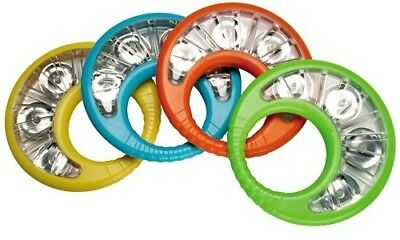 Halilit Baby Tambourine Musical Instrument (Assorted colour). Shipping is Free