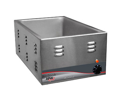 Apw Wyott W-3Vi Full Size Food Pan Warmer X*pert 22 Qt Capacity Electric 120V