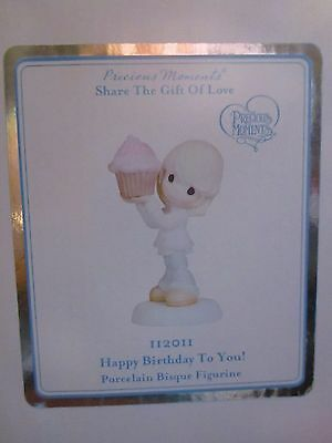 Precious Moments Happy Birthday to You! Figurine 112011 NIB
