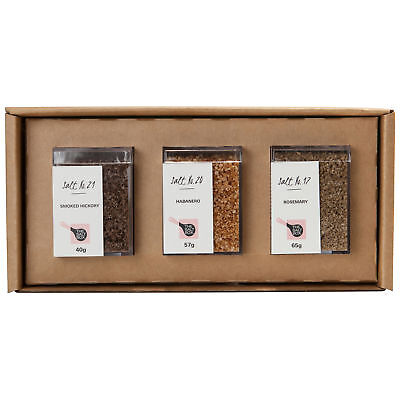 NEW Meat Salt Gift Box The Salt Box Great Gift Ideas