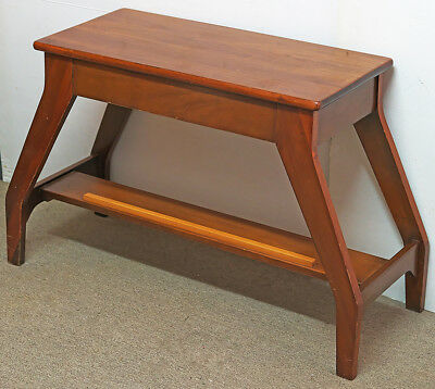 Retro Lidded Piano stool Pickup only