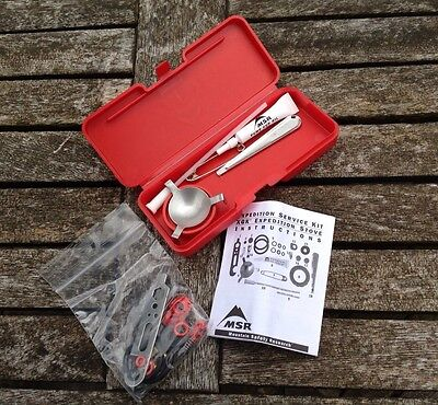 Msr Expedition Service Kit Xgk Expedition Stove