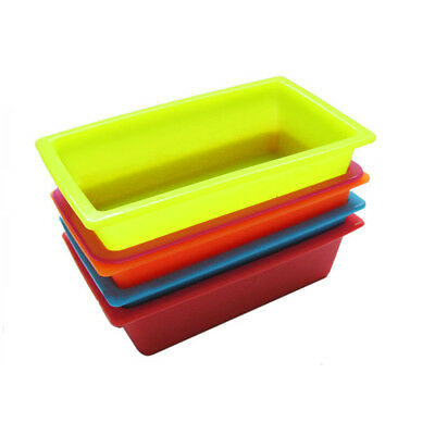 Mould Baking Tools DIY Toast Box Silicone Mold Bakeware Pastry Bread Cake