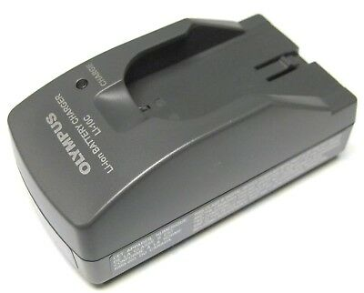 GENUINE OLYMPUS Model LI-10C Charger (for LI-10B or LI-12B Batteries)