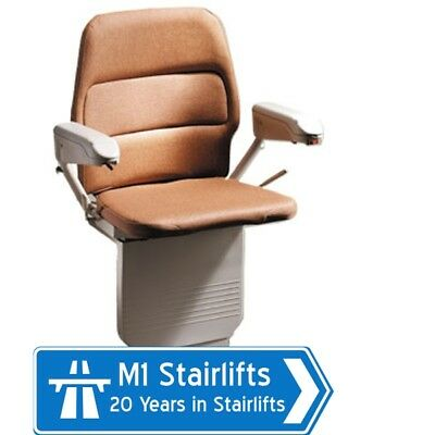 l h stannah 300 stairlift fitted manual swivel 499 1 year rh picclick co uk Stannah Stairlift Parts Stannah Stairlifts Complaints