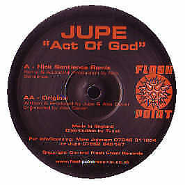 Jupe - Act Of God - Flashpoint - 2005 #152075