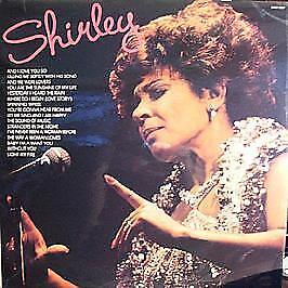 Shirley Bassey - Shirley - Pickwick Records - 1981 #742616