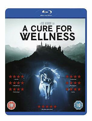 Cure For Wellness A  (Blu-Ray)
