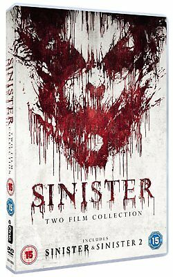 Sinister Double Pack (DVD)