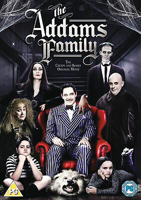 The Addams Family (1991) (DVD) Allegra Kent, Anjelica Huston