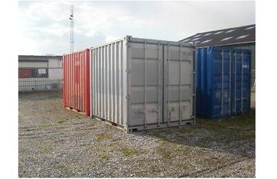 10 ft Lagercontainer / Seecontainer / Container Gebraucht