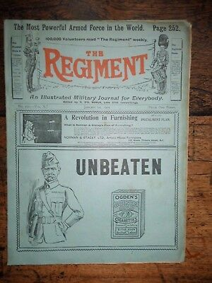 The Regiment , Military Journal Jan 12Th 1901, 26Th Middlesex Rifle Interest