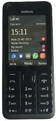 Brand New Nokia 301 Black Dummy Display Phone - Uk Seller
