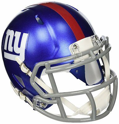 NFL Speed Mini Helmet - New York Giants