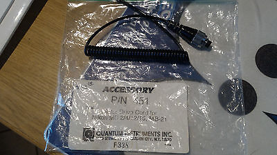 Motordrive cord Quantum 451 for Nikon MD 2/4/12/15 e MB-21