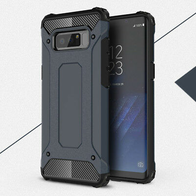 For Samsung Galaxy Note 8 S8 Case Rugged Armor Shockproof Protective Phone Cover