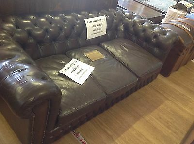 Chesterfield Settees & Chairs - Repaired, Re-Upholstered, Rejuvenated & Revived