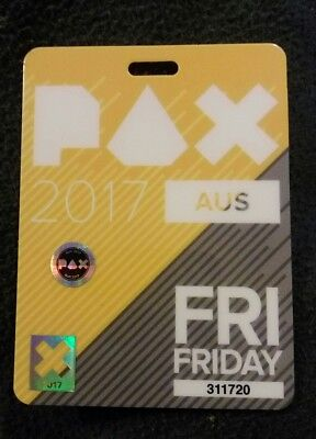 PAX pass ticket friday