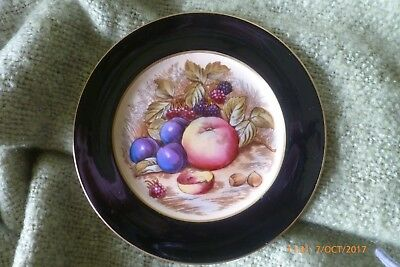 Aynsley Orchard Fruit Plate