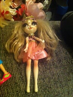 barbie style doll pinkie cooper