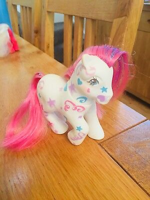 Vintage My Little Pony Birthday pony