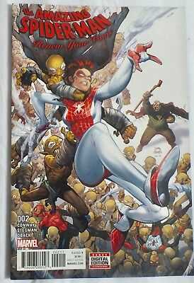 The Amazing Spiderman  - Issue # 2 - February 2017 - Marvel Comics - NM/VF (59)