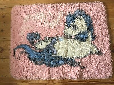 Vintage My Little Pony Rug 1980's