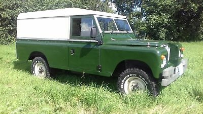 Land Rover Series 3, 1980, 109, ex-Military Vehicle, Completely Rebuilt