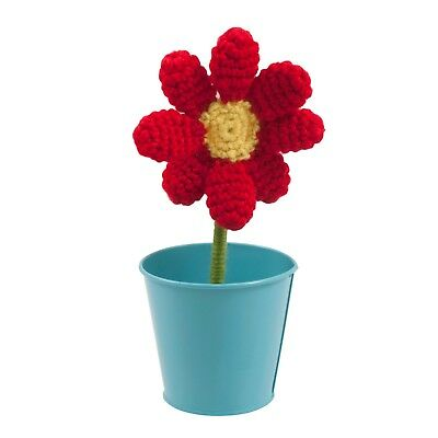 Crochet Kit - Flower In A Pot