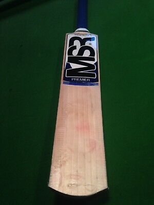 2lb 8oz - SH - USED CUT DOWN ENGLISH WILLOW CRICKET BAT