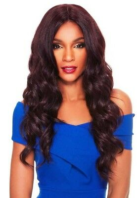 "SLEEK Spotlight 4"" Deep Middle Lace Part Synthetic Lace front Wig-  CHRISSY"